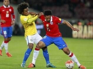 Para jogadores, o Chile não foi melhor