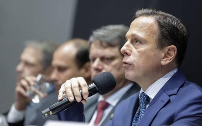 Doria anuncia expansão da Linha 2-Verde do Metrô e a compra de 22 novos trens