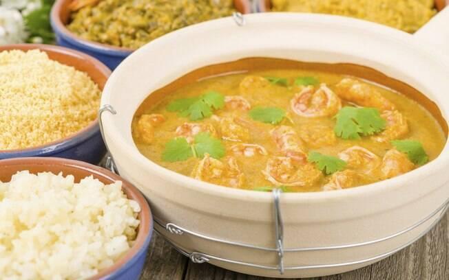 Vatapá é um dos pratos mais tradicionais do nordeste brasileiro