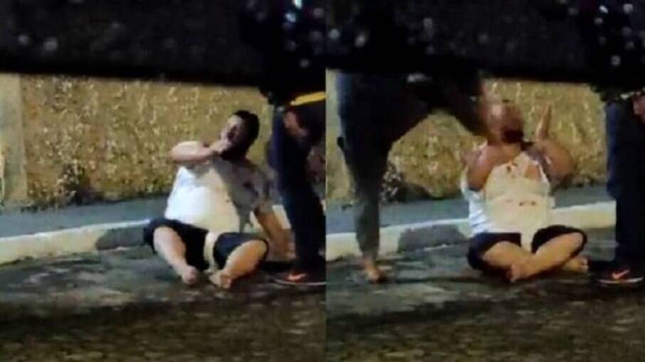 Homem foi agredido após marcar encontro com menina de 12 anos