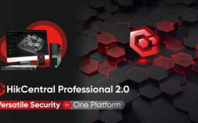 A Hikvision conclui grandes melhorias em seu software de segurança integrado HikCentral Professional