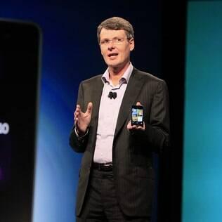 Thorsten Heins, da RIM, sobre China: smartphones são fabricados fora de lá por motivos de segurança