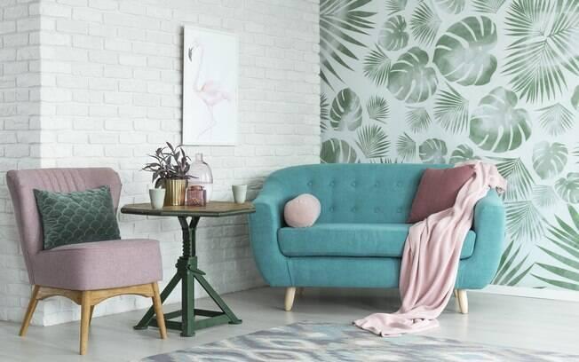 Qual sofá vai ficar melhor na sua sala? Veja dicas e descubra