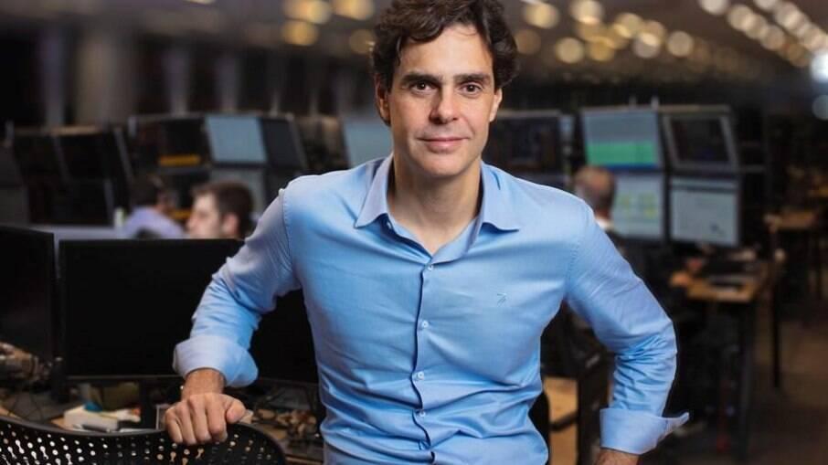 Guilherme Benchimol, fundador da XP Investimentos, está na lista de novos bilionários do Brasil