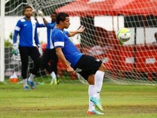Leandro Damião quer acabar com incômodo jejum de gols