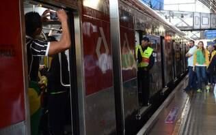 SP tem atendimento a LGBTs e CPTM faz caricaturas de passageiros, nesta quarta