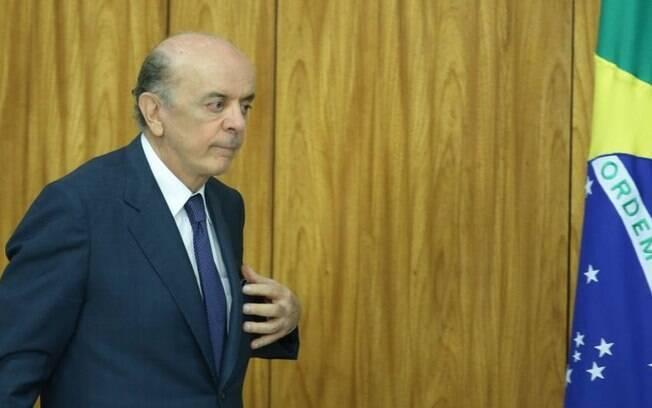 Projeto tem autoria do atual ministro de Relações Exteriores, José Serra