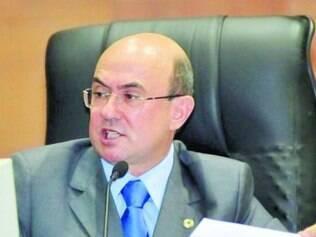 Artimanha. Deputado estadual, José Riva indicou sua mulher, Janete Riva para substitui-lo em candidatura