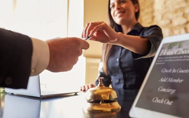 Escolher o melhor hotel também está na lista de prioridades dos turistas, segundo pesquisa