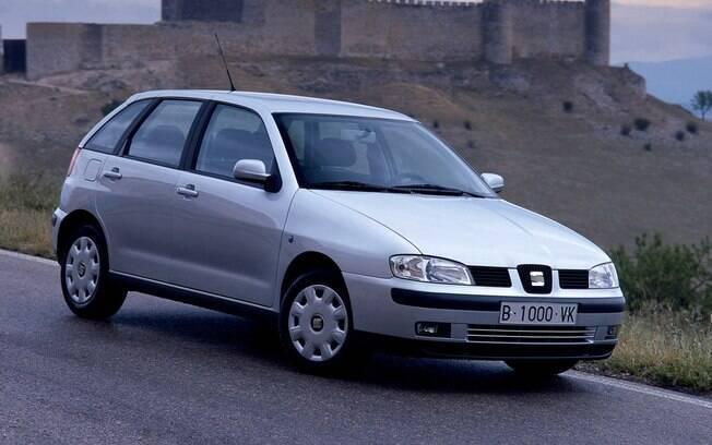 Os carros da Seat eram basicamente os mesmos que da Volkswagen, só mudava design e acabamento.