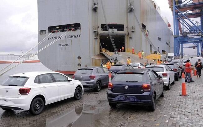Brasil e México contam com acordo de livre comércio para automóveis e comerciais leves