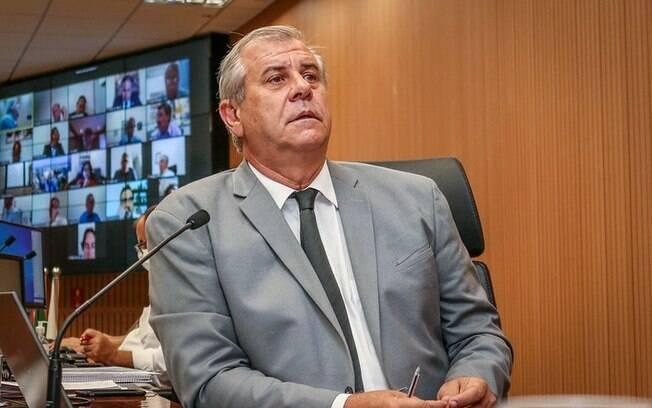Marcos Bernardelli (PSDB), presidente da Câmara.