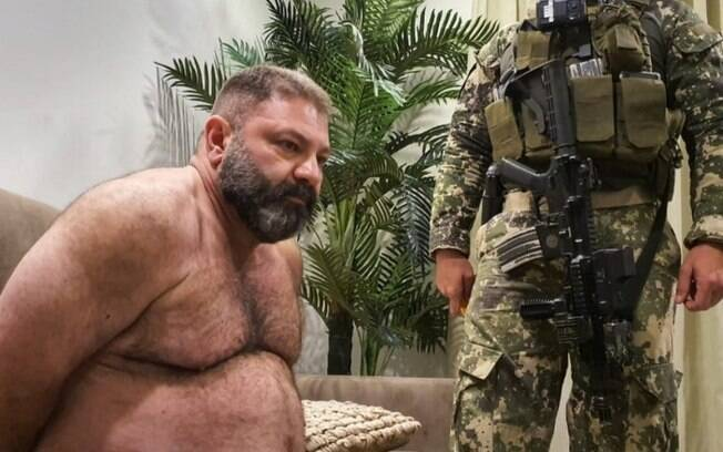 Levi Adriani Felicio, apontado como o principal fornecedor de armas e drogas para o CV e PCC, foi preso no Paraguai