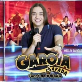 Capa: Banda Garota Safada - Forró na Balada