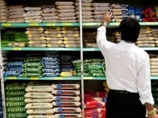 Cresce vendas dos supermercados no país em janeiro