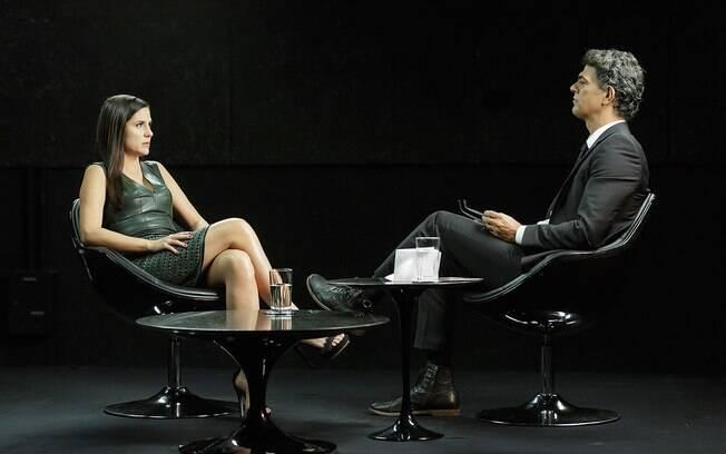 Eduardo Moscovis em cena: ator é uma das muitas participações especiais da última temporada da série