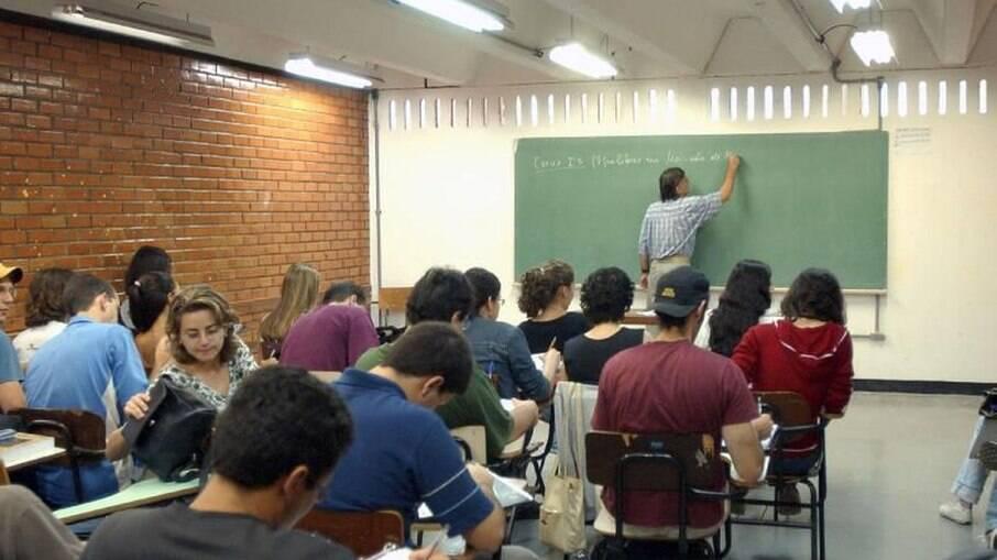 No Rio, menos de 1% dos alunos voltaram às aulas presenciais no primeiro dia