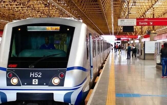 Metrô de São Paulo não aderiu a greve geral desta sexta-feira (30)