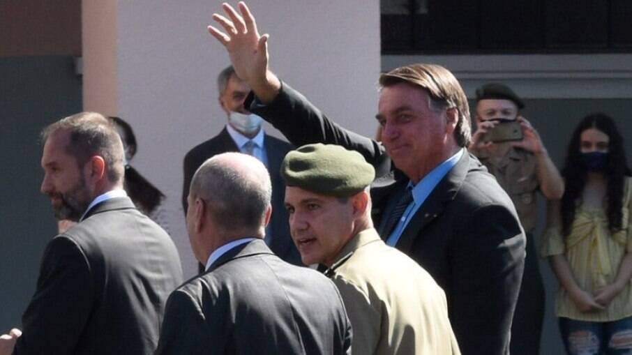 Bolsonaro e Exército