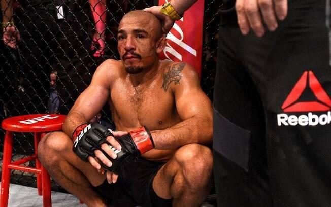 José Aldo foi derrotado por Alexander Volkanovski no UFC 237