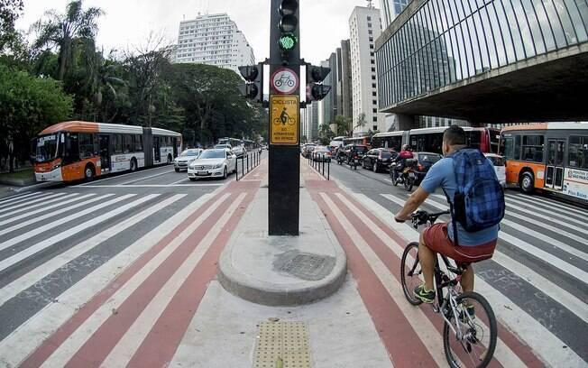 Arrastão aconteceu quando Avenida Paulista estava fechada para carros