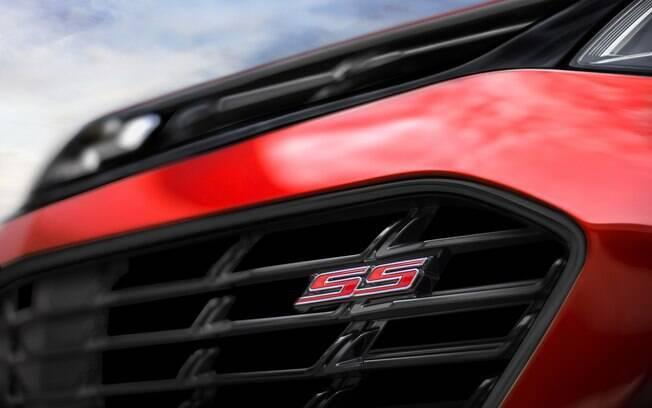 GM divulgou um teaser do Chevrolet Cruze Sport6 SS modificado que estará no Salão do Automóvel 2018