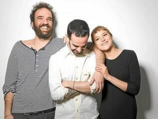 Marcelo Camelo, o português Fred Ferreira e Mallu Magalhães apresentam a Banda do Mar