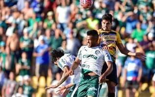 Prass pega pênalti e Palmeiras busca empate com Novorizontino na ida das quartas