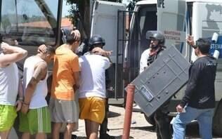 Governo do Ceará transfere 21 presos após uma semana de ataques no estado