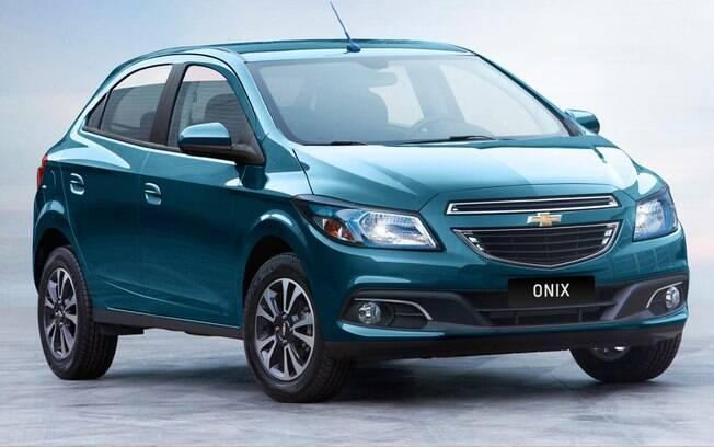 O carro mais vendido do Brasil também surge com uma opção em contra entre os seminovos automáticos
