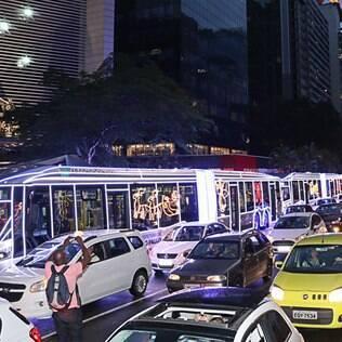 Tarifas de ônibus e metrô de São Paulo também vão a R$ 3,80 a partir de janeiro