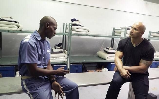 Dwayne Johson conduz documentário ''Rock and a Hard Place'' sobre jovens encarcerados que tem uma segunda chance