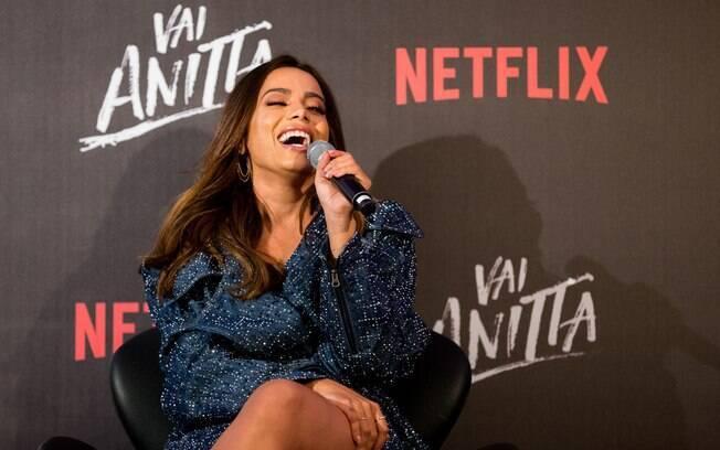 Anitta foi um dos destaques da Netflix esse ano