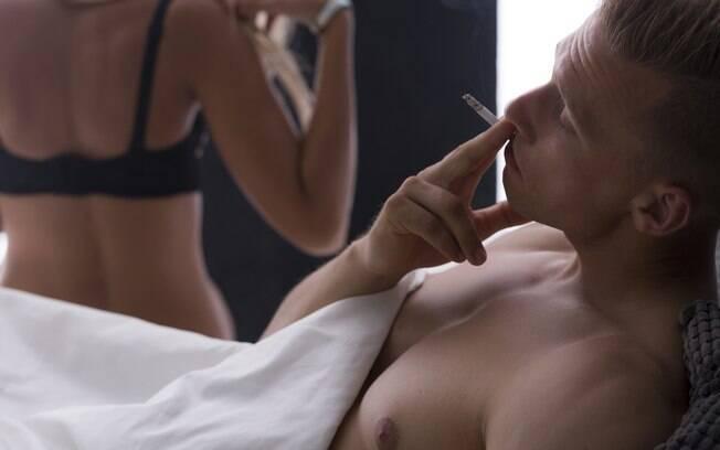 O cigarro afeta muitos aspectos da vida sexual e, se você quer apimentar a relação, parar de fumar pode ser interessante