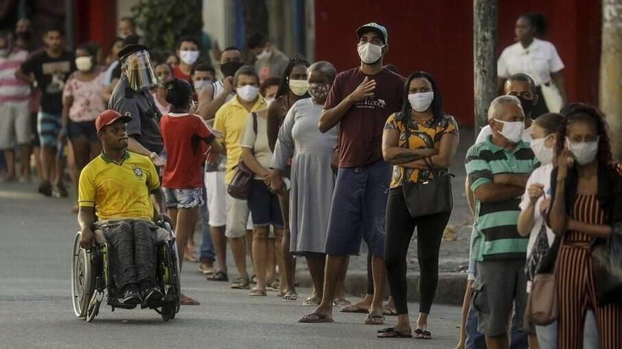 Caixa libera último saque do auxílio a 3,4 milhões nesta segunda-feira (18)
