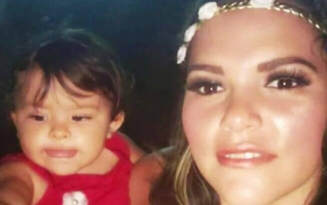 Bebê, de apenas um ano, acabou não resistindo aos ferimentos e morreu