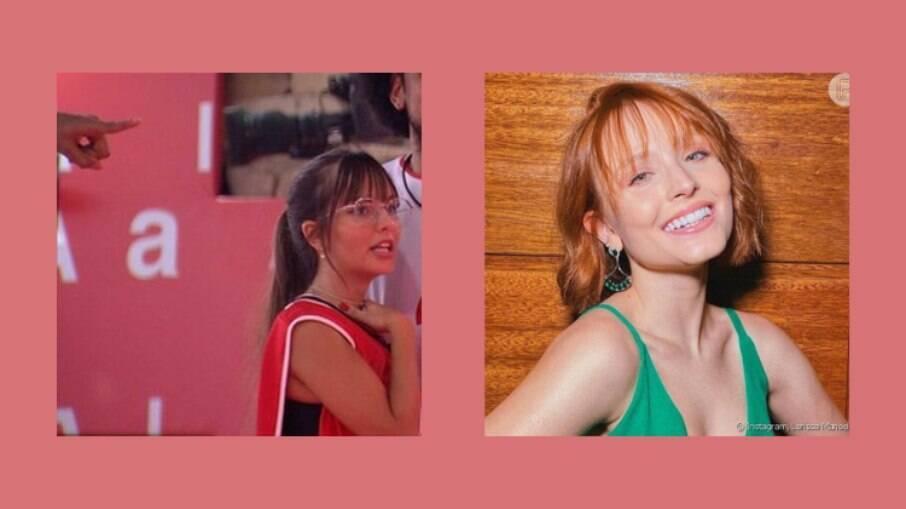 Os internautas compararam a atriz com a participante do BBB 21