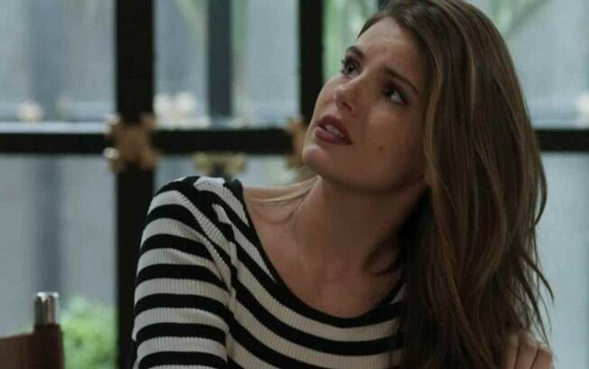 "Pega Pega – Luiza investiga passado podre de Eric e o confronta: ""Você matou a Mirella?"""