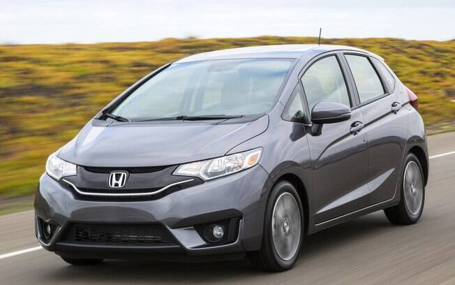 Honda faz recall do fit 2015 para troca do tanque de for Honda fit 0 60