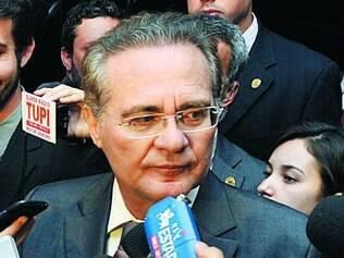 Irritado com informação, Renan Calheiros agiu contra o governo