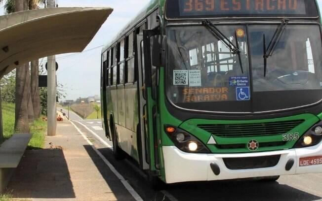 Sete linhas de ônibus terão reforço de frota a partir de segunda em Campinas