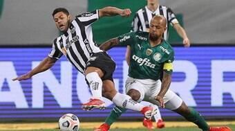 Atlético-MG e Palmeiras disputam vaga na semifinal do torneio