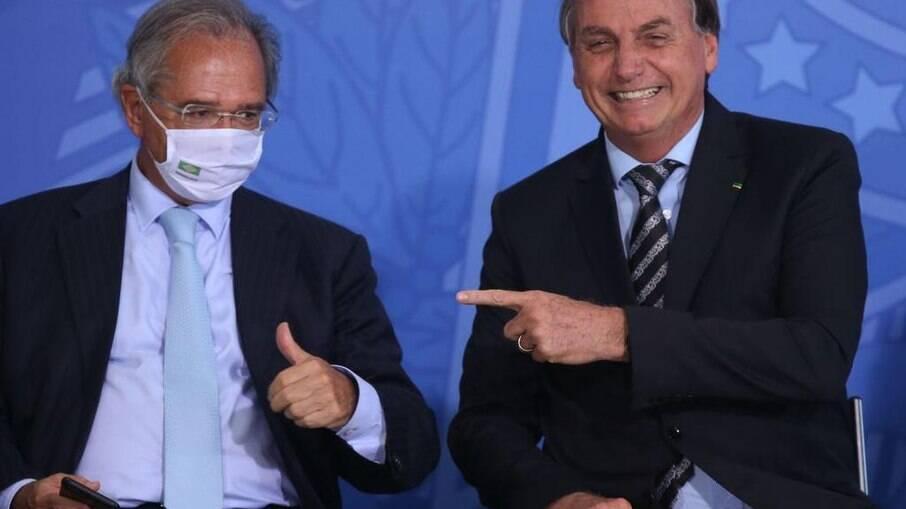 Saída de Guedes foi especulada em 2020, mas promessa de agenda de reformas manteve ministro no Governo