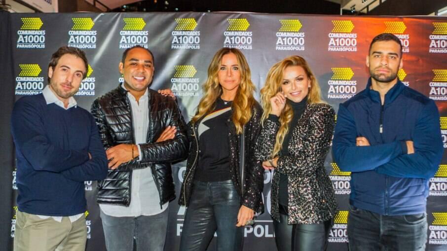 Reality show estreia em Paraisópolis e promove empreendedores da região