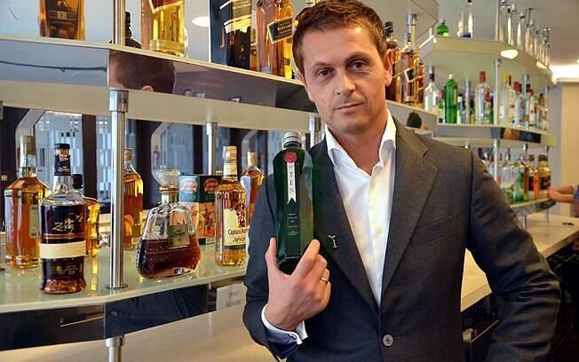 David Rios, eleito o melhor bartender do