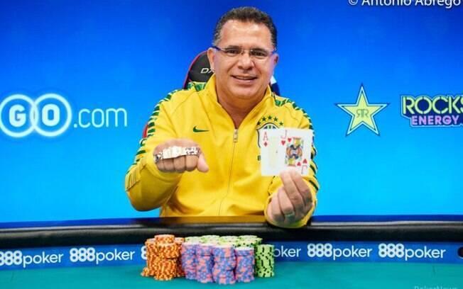 Roberly Felício foi campeão mundial de poker