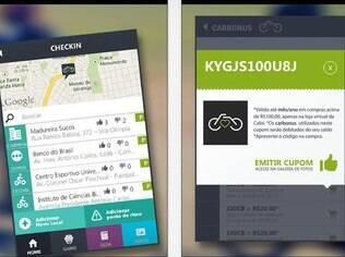 Com informações para ciclistas, Bicicletando é grátis para iPhone e terá também versões para Android e Windows Phone