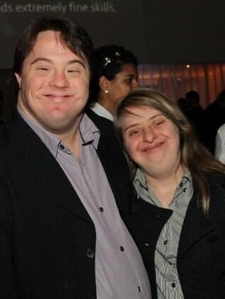 Ariel Goldenberg e Rita Pook no jantar beneficente da Montblanc-UNICEF