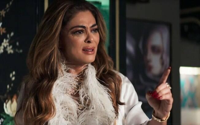 Juliana da Paes como Maria da Paz