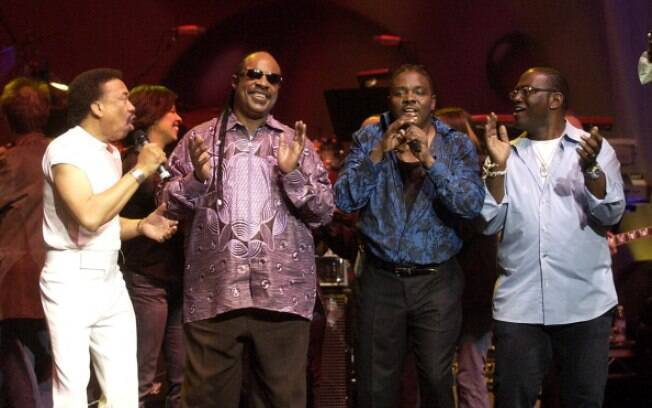 Membros do grupo Earth, Wind & Fire